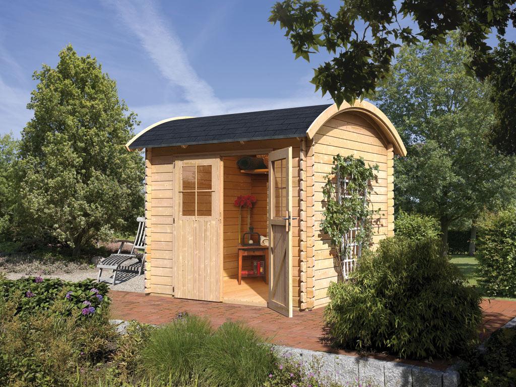 Gartenhaus mit tonnendach machen sie den preisvergleich - Gartenhaus mit tonnendach ...