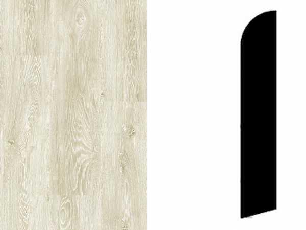 Sockelleiste White Oak Light Dekor