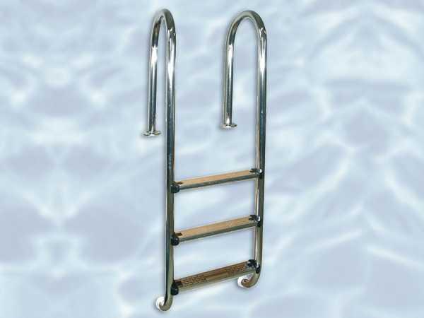 Pool Zubehör Einhängeleiter