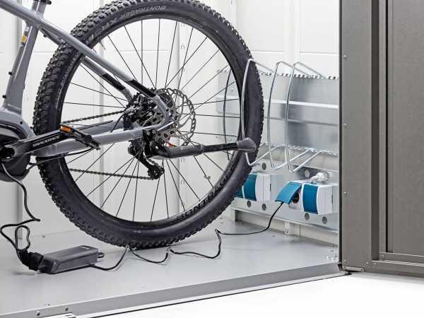 Elektro-Montagepaneel für Highboard Metallgerätebox 200