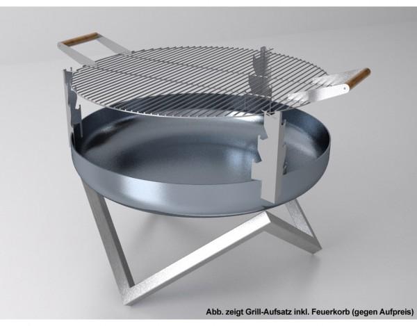 Grill-Aufsatz für Feuerschalen 45 cm