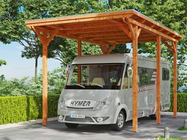 Caravan-Carport Emsland