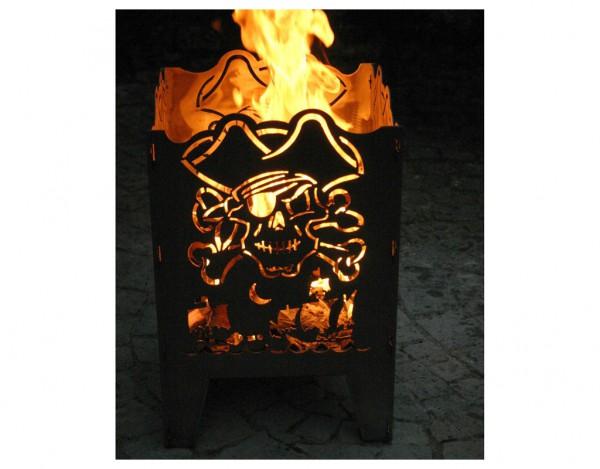 Feuerkorb PIRAT L Stahl
