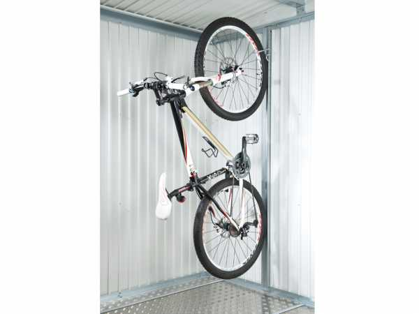 Fahrradaufhängung 1 Stk. bikeMax für Gerätehaus Europa