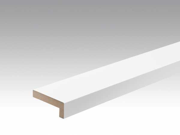 Wand- und Deckenleiste Weiß streichfähig 2222 Dekor