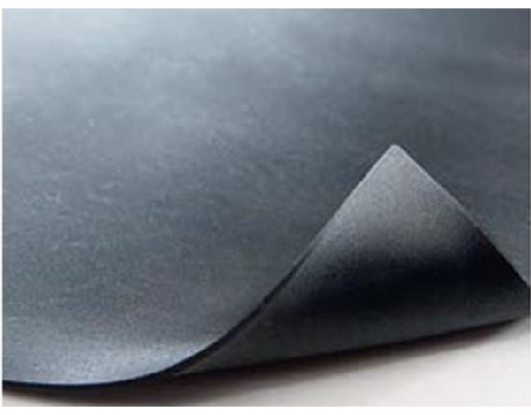 Flachdachabdichtungsbahn EPDM schwarz, 457 x 320 cm