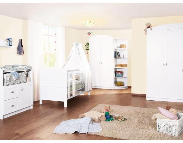 kinderzimmer laura gro kinderzimmer sets kinderm bel kinderwelt holzprofi24. Black Bedroom Furniture Sets. Home Design Ideas