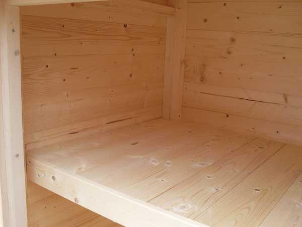 Einlegeboden für Geräteschrank 20-C naturbelassen