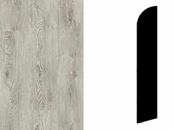 Sockelleiste White Oak Grey Dekor