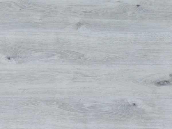 Vinylboden Eiche silber grau gebürstet light Landhausdiele inkl. Trittschalldämmung