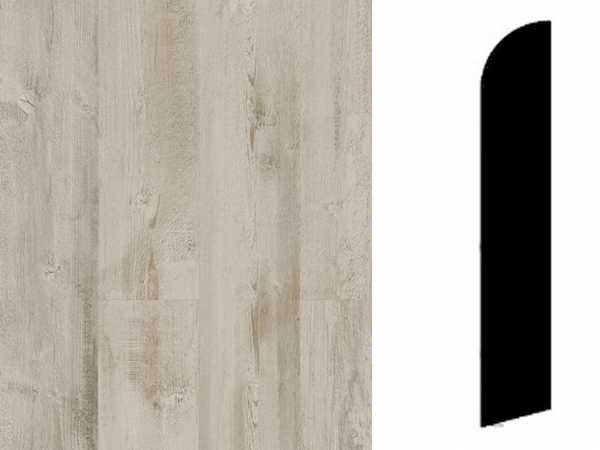 Sockelleiste Pallet Pine Brown Dekor