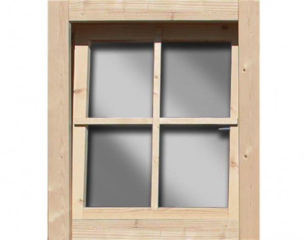 fenster f r 28 mm gartenhaus oder pavillon naturbelassen gartenhaus zubeh r gartenhaus. Black Bedroom Furniture Sets. Home Design Ideas