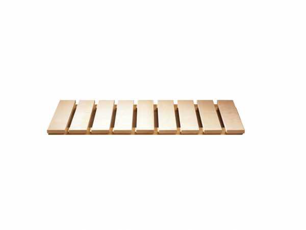 Sauna Bodenrost Premium
