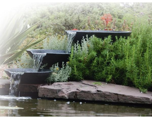 "Gartenbrunnen ""Nova Scotia"""