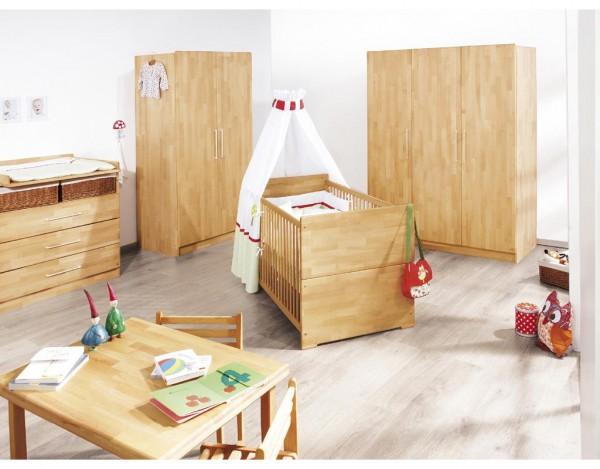 """Kinderzimmer """"Natura"""" breit groß, geölt"""