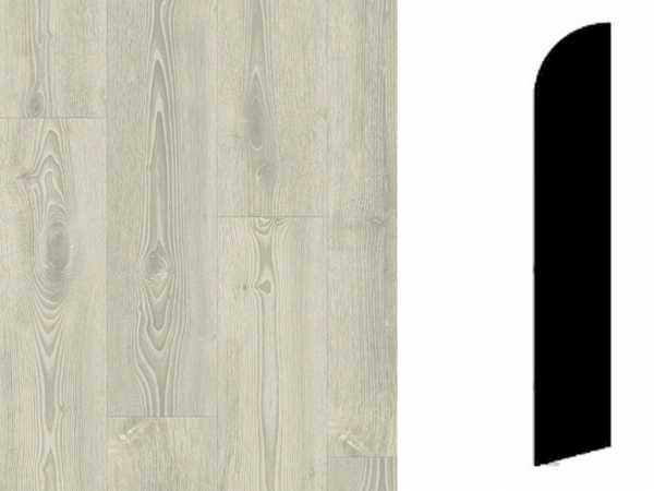 Sockelleiste Scandinavian Oak Dark Beige Dekor
