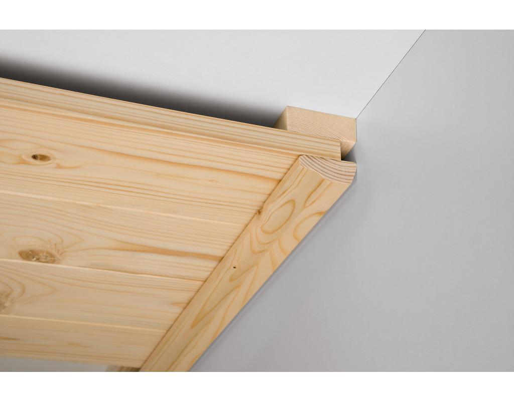 preiswerte abschlussleisten f r wand und decke beim holzprofi24 wand und decke holzprofi24. Black Bedroom Furniture Sets. Home Design Ideas
