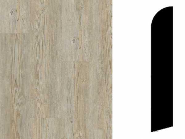 Sockelleiste Brushed Pine Grey Dekor