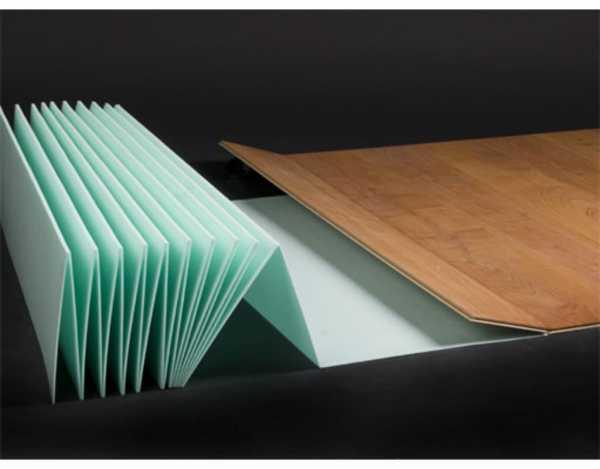 Dämmunterlage Faltplatte XPS Smart, Pack 10 m²