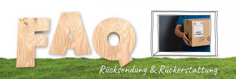 Service Rücksendung Rückerstattung Faq Holzprofi24
