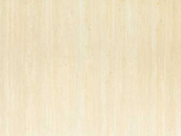 Vinylboden Bianco Travertine Vinyl auf HDF Träger Fliese