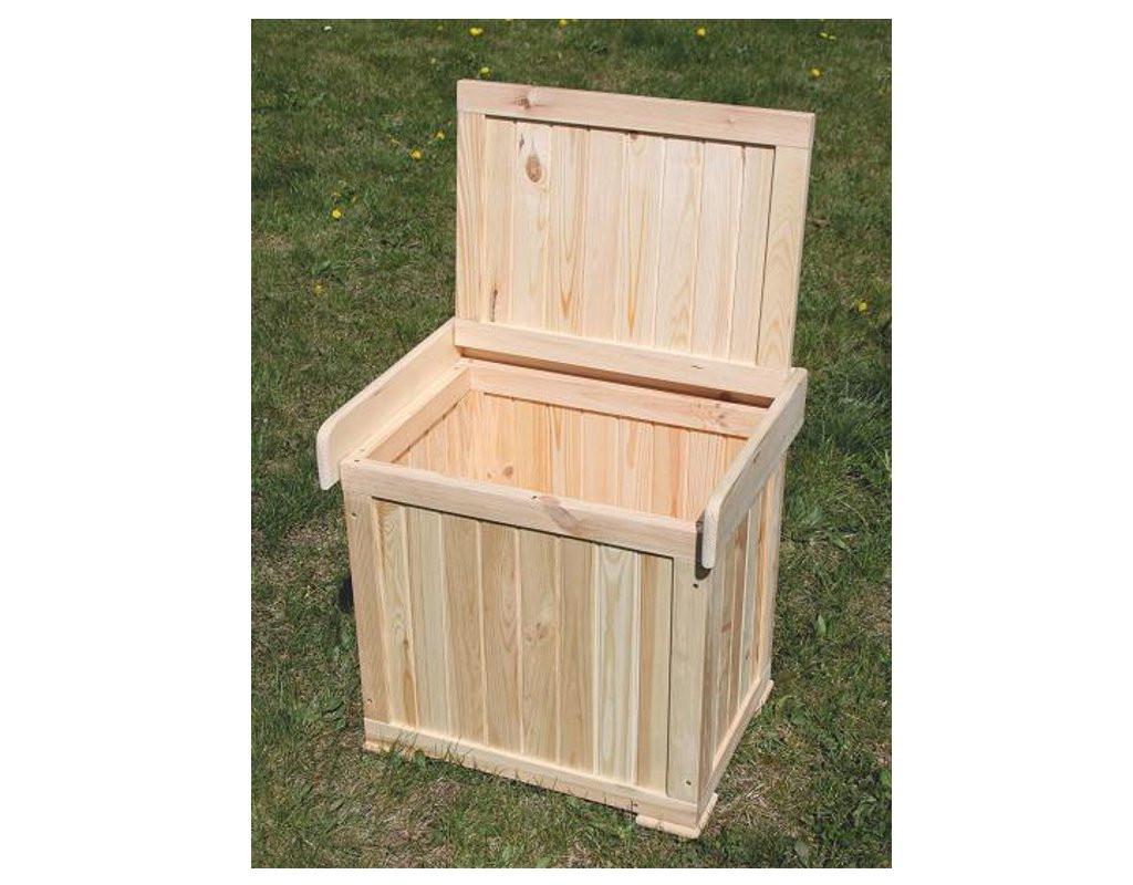 Kissenbox Patrick Mit Auflage Aufbewahrung Gartenmobel