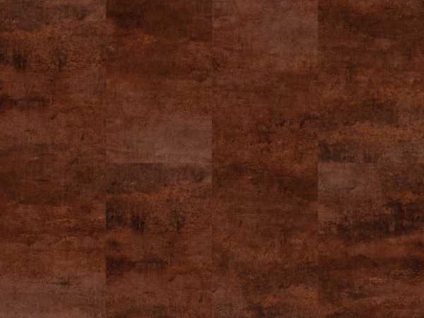 Vinylboden Stone Go Raw Umber Glue-down Fliese