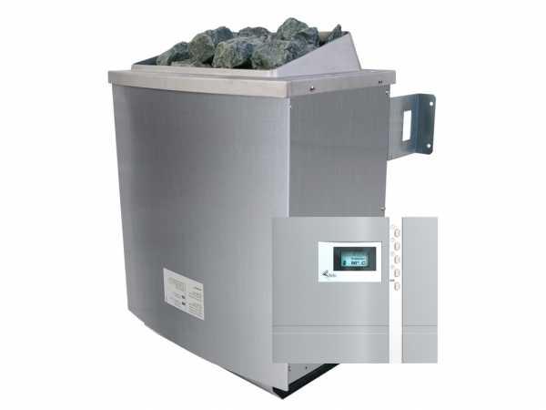 SPARSET 4,5 kW Saunaofen inkl. Steuerung Premium