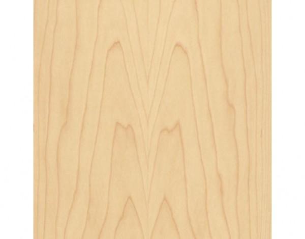 Wand- und Deckenleiste Ahorn kanadisch 027 Echtholzfurnier