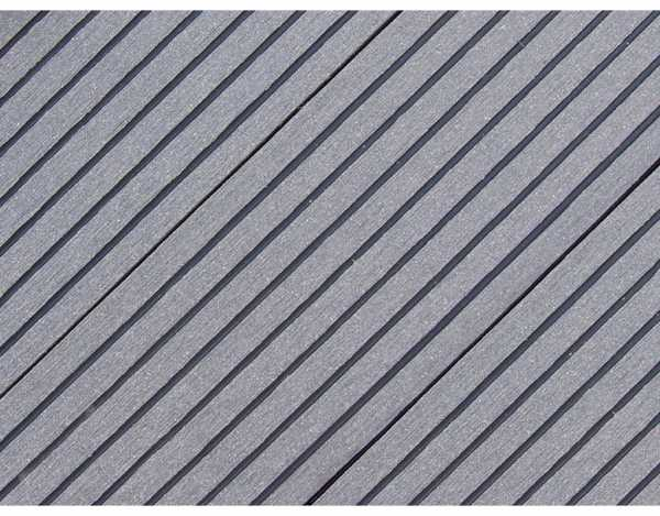 Terrassendiele WPC Compact Silver Cedar