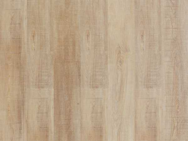 Vinylboden wood Resist Sawn Bisque Oak gefast Floating Landhausdiele