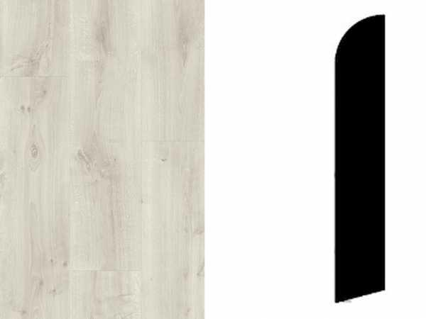 Sockelleiste Rustic Oak Light Grey Dekor