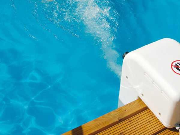 Pool Zubehör Gegenstrom-Schwimmanlage Jet
