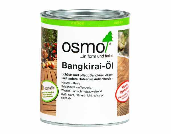 Bangkirai-Öl 016 seidenmatt
