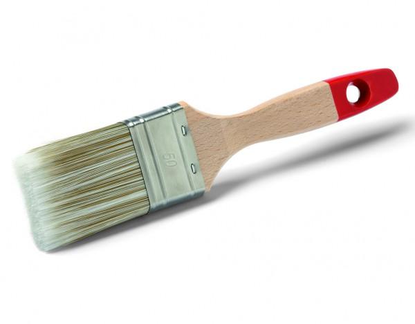 Flachpinsel Pinsel ALLROUND Holzstiel