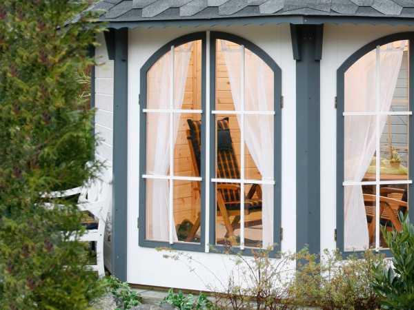 """Doppelfenster für Pavillon """"Lugano 42-A/B"""" 42 mm"""