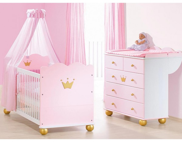 Kinderzimmer sparset prinzessin karolin i pi0021 for Prinzessin kinderzimmer