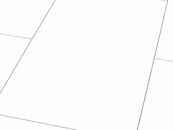 Laminat Fliese Weiß Hochglanz Stone 2.0 D2925