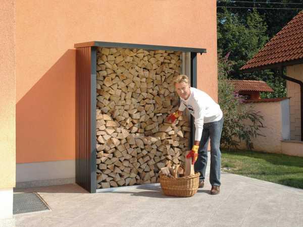 Kaminholzregal WoodStock 150