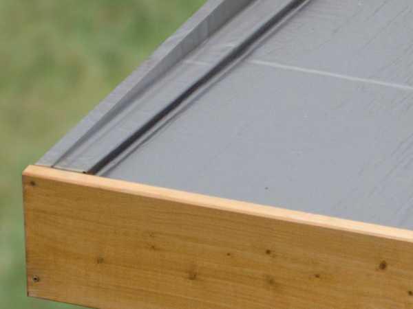Dachbahn Onduline KSK-M grau