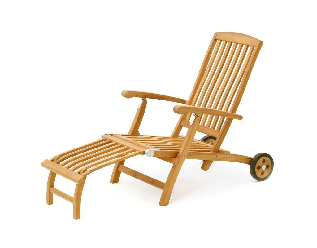 belardo deckchair mit rollen oligia la0126. Black Bedroom Furniture Sets. Home Design Ideas