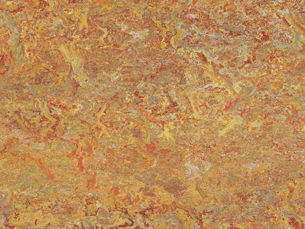Linoleum Earth Fliese