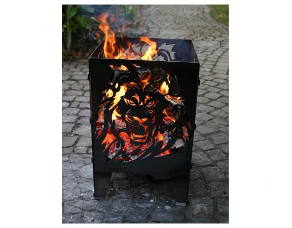 Feuerkorb LÖWE L Stahl