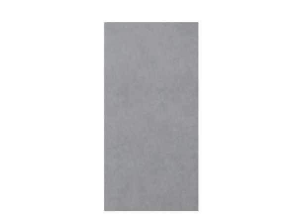 Sichtschutzzaun SYSTEM BOARD KERAMIK Halbelement Zement