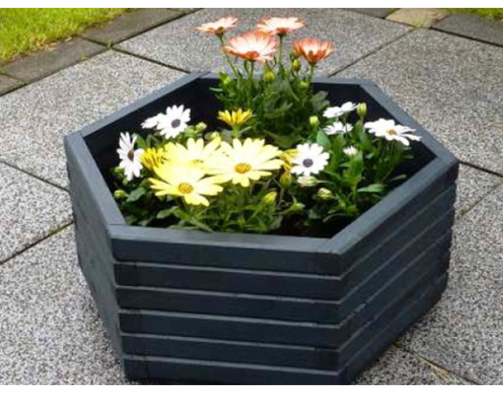 6eck blumenk bel olli gro pr0406. Black Bedroom Furniture Sets. Home Design Ideas