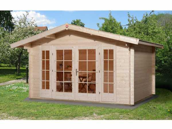 Gartenhaus 137 Gr. 2 45 mm naturbelassen