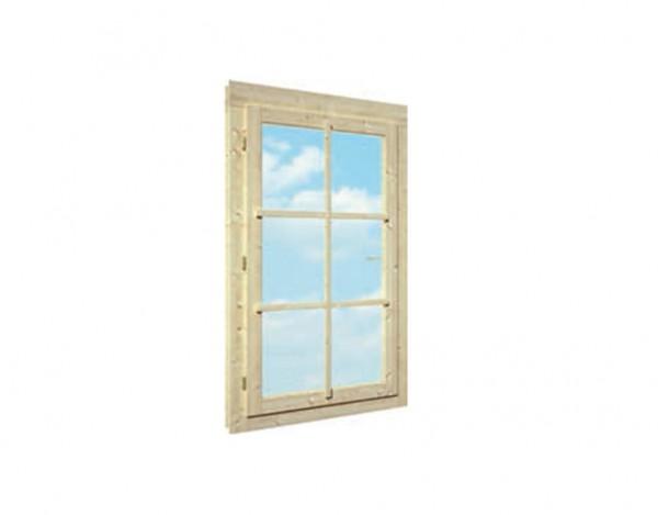 Einzelfenster (rechtshand) 44 mm