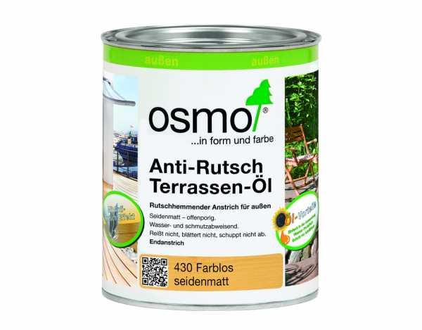 Anti-Rutsch Terrassenöl Terassen Öl 430 Farblos