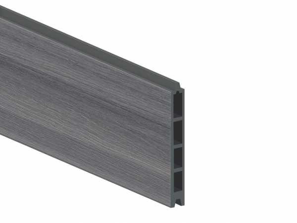 Einzelprofil SYSTEM WPC Platinum Grau
