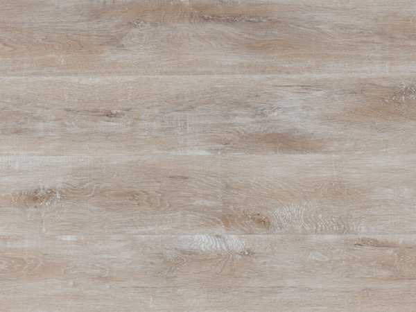 Vinylboden Eiche Vintage creme weiß gebürstet Landhausdiele inkl. Trittschalldämmung